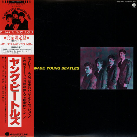 Beatles, The - The Savage Young Beatles