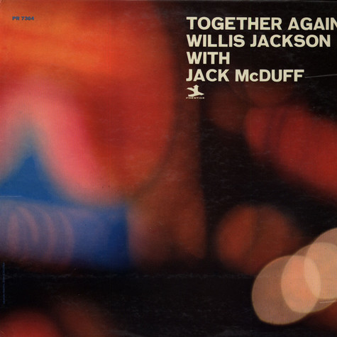 Willis Jackson With Jack McDuff - Together Again!