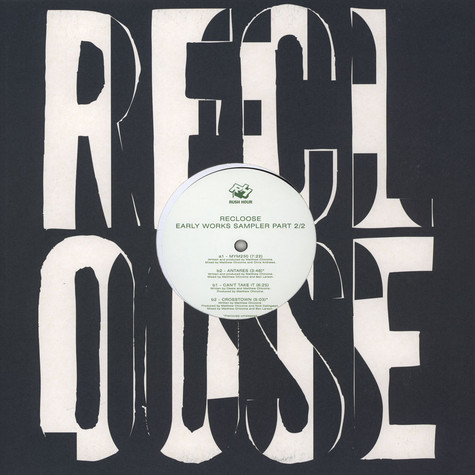 Recloose - Early Works Part 2