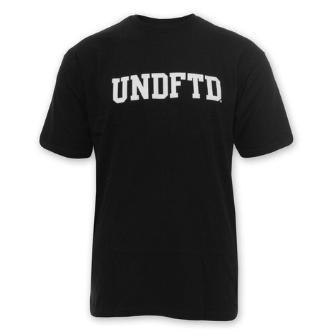 Undefeated - Block Logo T-Shirt