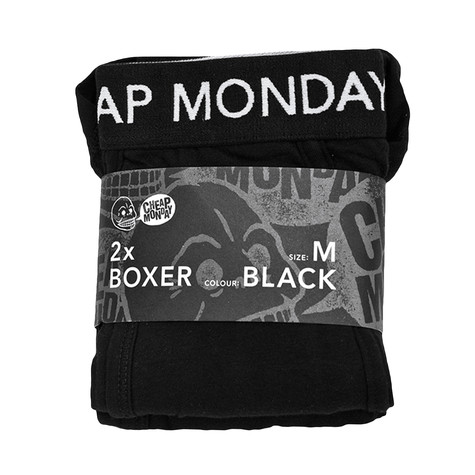 Cheap Monday - 2-Pack Boxer Shorts