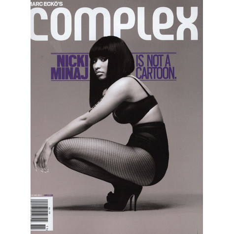 Complex - 2010 - October / November - Issue 745