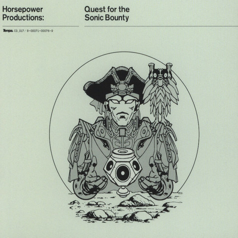 Horsepower Productions - Quest For The Sonic Bounty