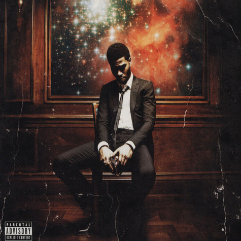 Kid Cudi - Man On The Moon Volume 2: The Legend Of Mr. Rager Deluxe Edition