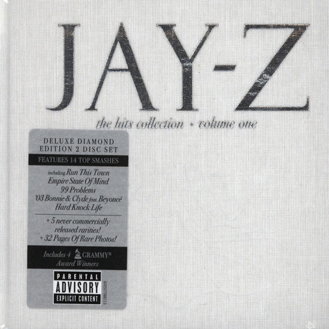 Jay z the hits collection volume 1 deluxe edition 2cd 2010 jay z the hits collection volume 1 deluxe edition malvernweather Choice Image