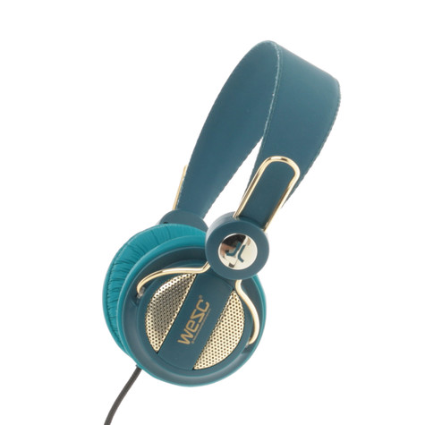 WeSC - Oboe Golden Seasonal Headphones