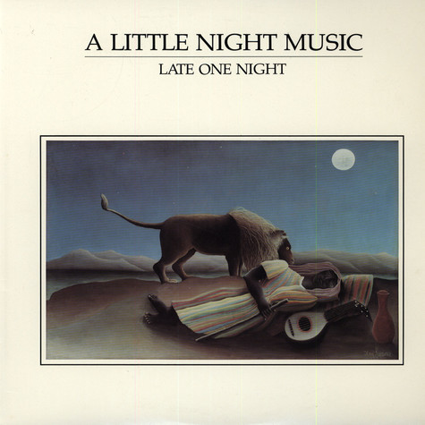 A Little Night Music - Late One Night