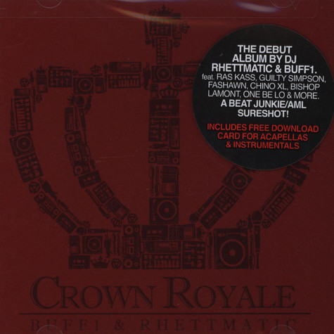 Crown Royale - Crown Royale