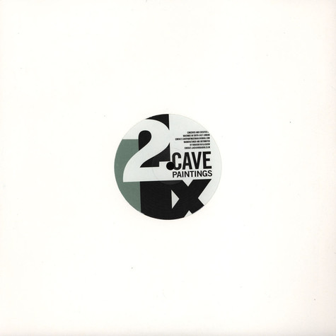 Andy Blake - Cave Paintings 2