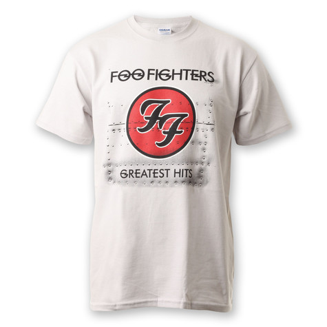 Foo Fighters - Greatest Hits T-Shirt