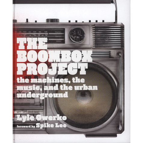 Lyle Owerko - The Boombox Project