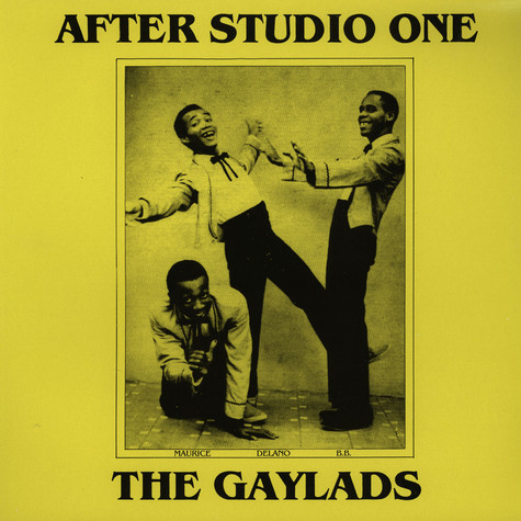 Gaylads - After Studio One