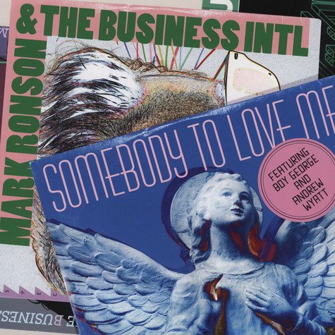 Mark Ronson & The Business Intl. - Somebody To Love Me