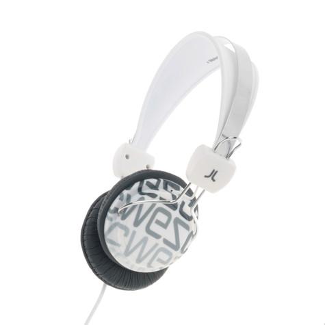 WeSC - Logo Biggest Bongo Headphones