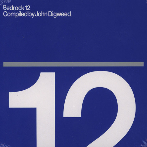 Bedrock 12 - Compiled By John Digweed