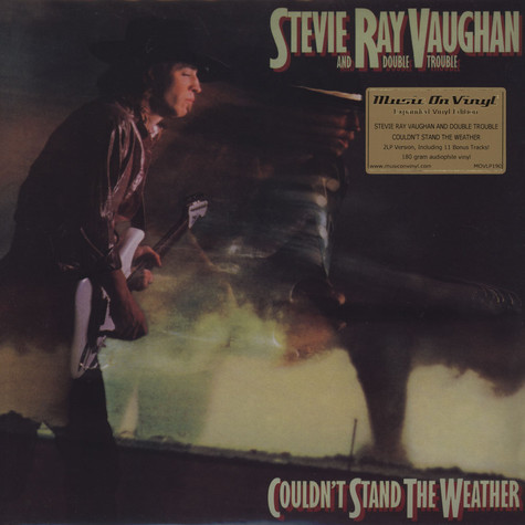 Stevie Ray Vaughan - Couldn't Stand The Weather