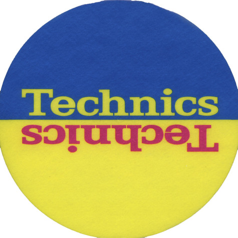 Technics - Sunset Slipmat