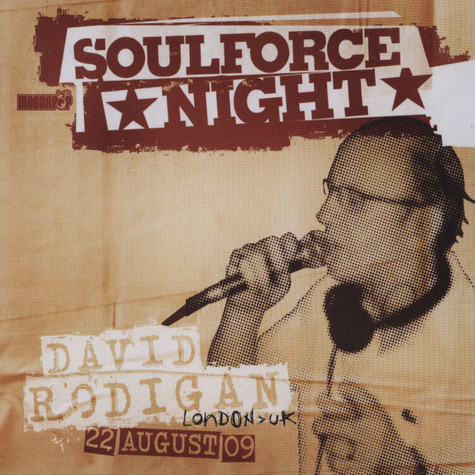 David Rodigan - Live @ Soul Force Night