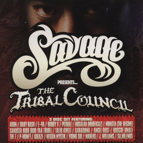Savage - The Tribal Council