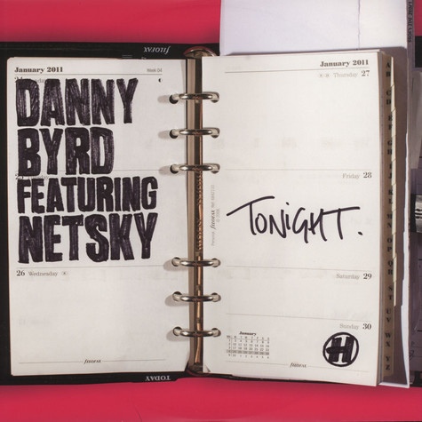 Danny Byrd - Tonight feat. Netsky