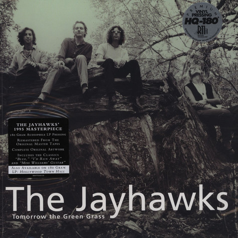 Jayhawks, The - Tomorrow The Green Grass
