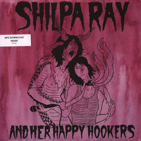 Shilpa Ray & Her Hap - Teenage And Torture