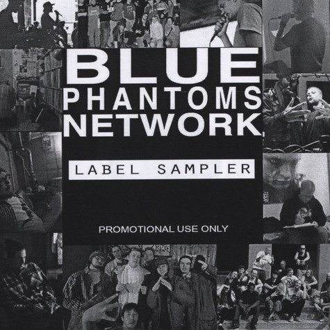 Blue Phantoms Network - Label Sampler