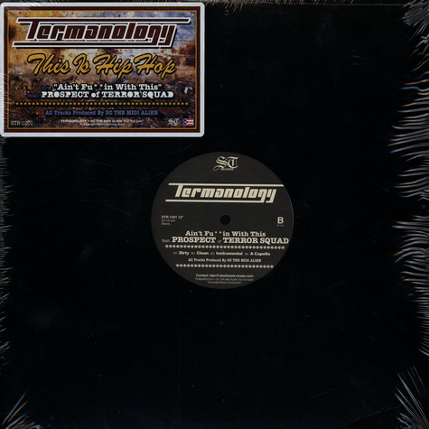 Termanology - This Is Hip Hop