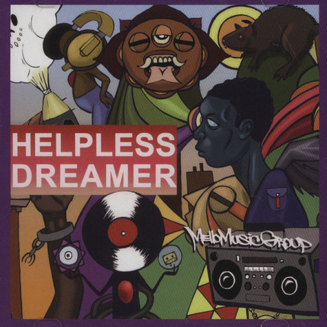Mello Music Group presents - Helpless Dreamer