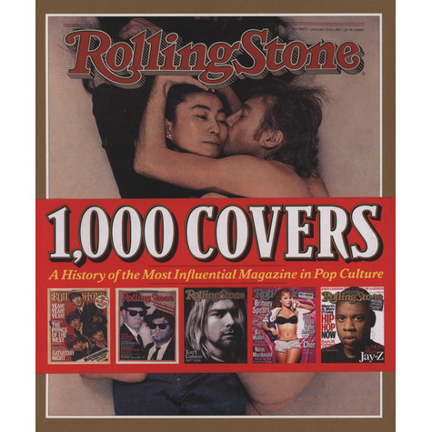 Rolling Stone - 1000 Covers
