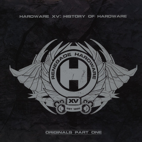 V.A. - Hardware XV: 15 Years of Renegade Hardware