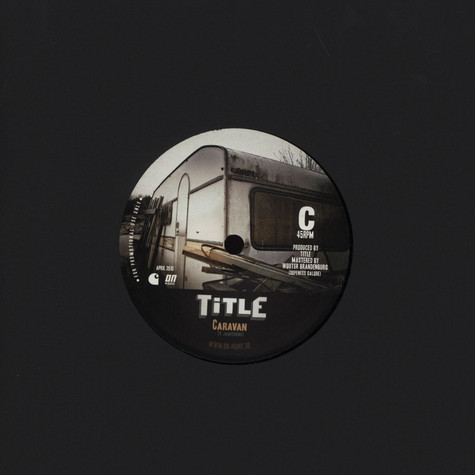 Title / Up High Collective - Caravan / Blend
