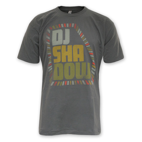 DJ Shadow - 2010 North American Tour T-Shirt