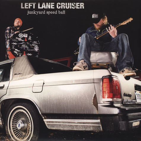 Left Lane Cruiser - Junkyard Speed Ball