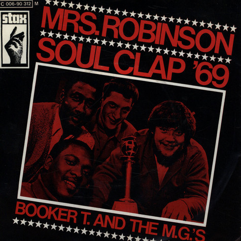 Booker T. & The M.G.'s - Mrs. Robinson
