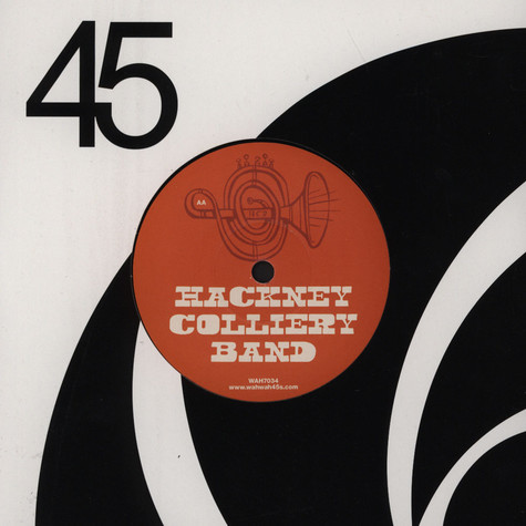 Hackney Colliery Band, The - Africa
