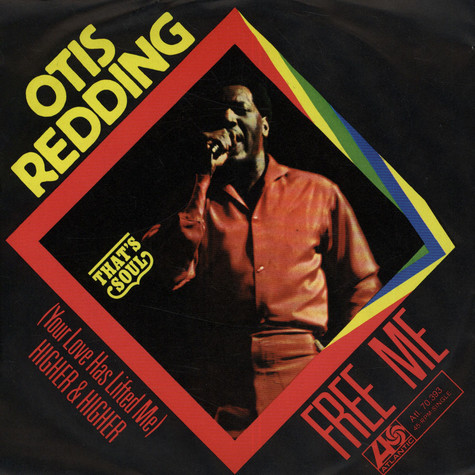 Otis Redding - Free Me