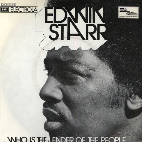Edwin Starr - Who Is The Leader Of The People