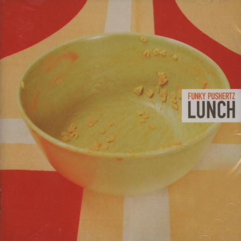 Funky Pushertz - Lunch