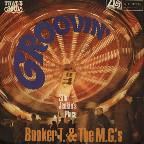 Booker T. & The M.G.'s - Groovin