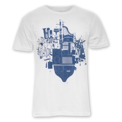 Ubiquity - World Of Funk T-Shirt