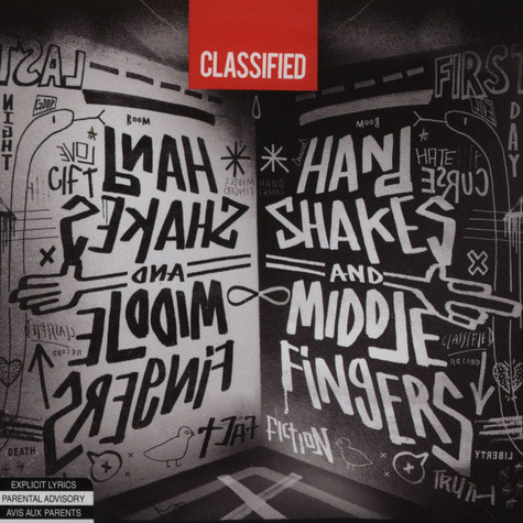 Classified - Handshakes And Middlefingers