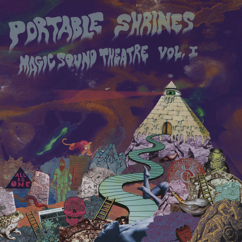 Portable Shrines - Magic Sound Theatre Volume 1