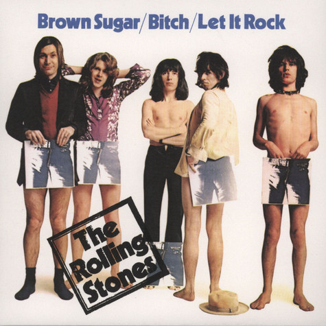Rolling Stones, The - Brown Sugar