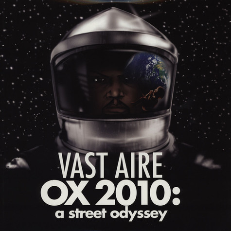 Vast Aire - OX 2010 - A Street Odyssey