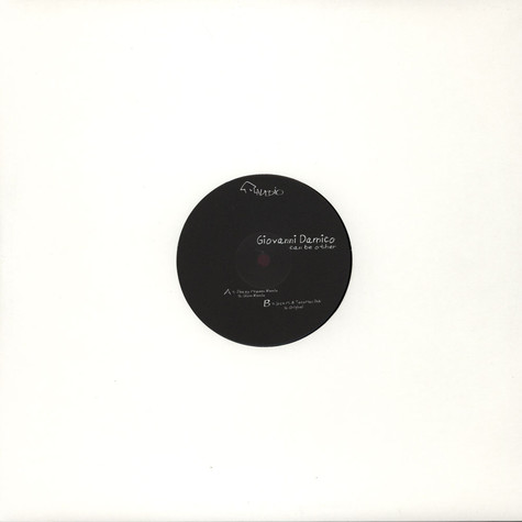 Giovanni  Damico - Can Be Other