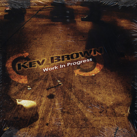 Kev Brown - Work In Progress