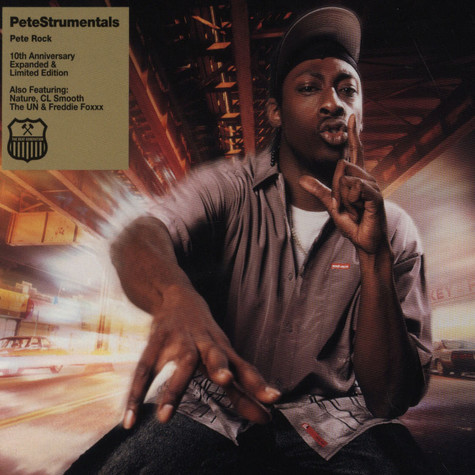 Pete Rock - PeteStrumentals 10th Anniversary Expanded & Limited Edition