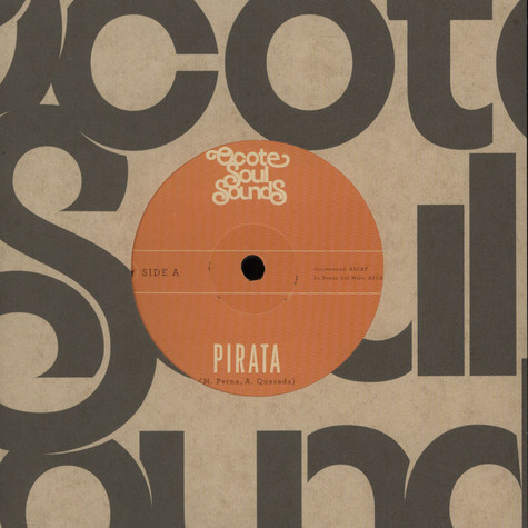 Ocote Soul Sounds - Pirata