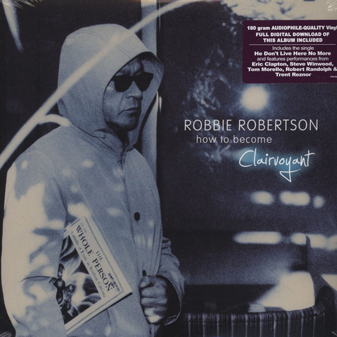 Robbie Robertson - How To Be Clairvoyant